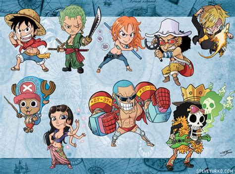 Chibi Images One Piece Hd Wallpaper And Background Photos
