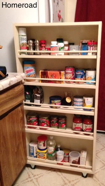 sliding kitchen storage diy slide out pantry kitchen storage hometalk 2319