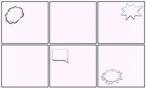 printable comic strip template comic book template With comic strip template for kids