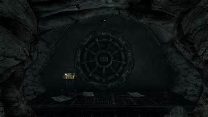 Vault 101 Fallout Entrance Enclave Vegas Ncr