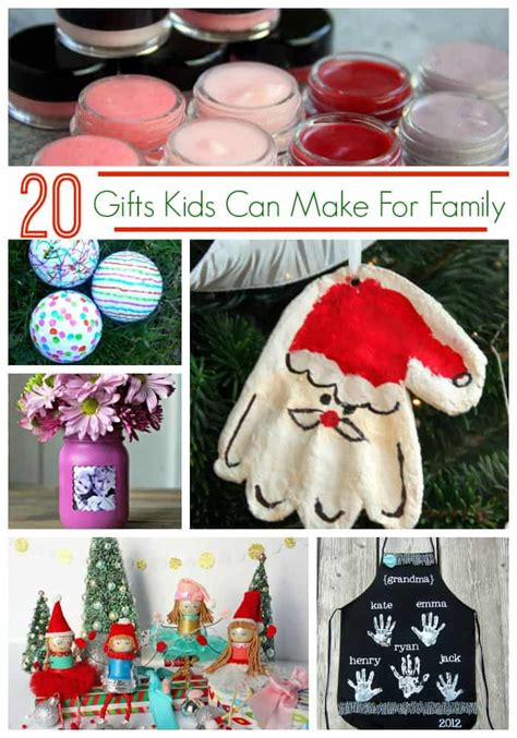 gifts for kids in their 20s diy gifts can make to gift to family friends must