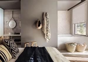 Salle De Bain Cosy : 30 jolies suites parentales elle d coration ~ Dailycaller-alerts.com Idées de Décoration