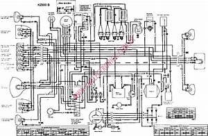 Kawasaki 360 Prairie Wiring Diagram