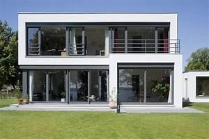 Moderne Häuser Bauen : moderne h user flachdach bildergalerie ideen ~ Buech-reservation.com Haus und Dekorationen