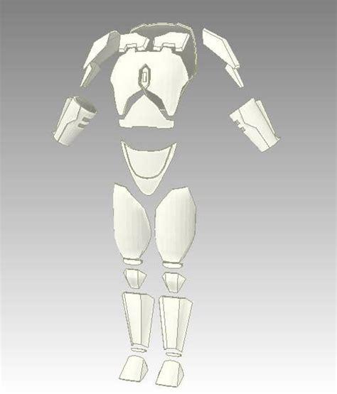 Thigh Armor Template by Armor Template Mandalorian Mayhem Pinterest Template