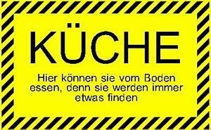 Sprüche Für Die Küche : lustiges t rschild f r die k che zum ausdrucken lustige ~ Watch28wear.com Haus und Dekorationen