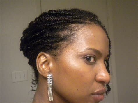 healthy happy hair protective styling