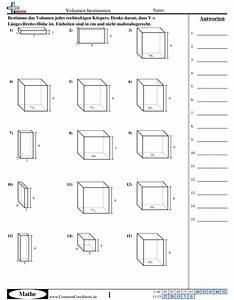 Einheiten Berechnen : arbeitsbl tter zum volumen ~ Themetempest.com Abrechnung