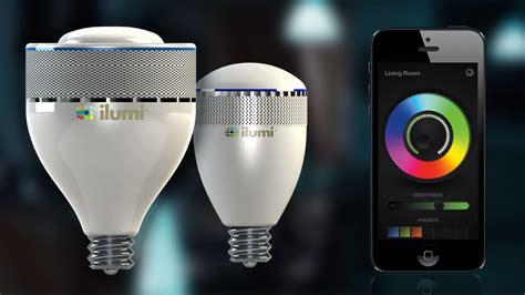 ilumi light bulb ilumi solutions unveils intelligent led light bulbs