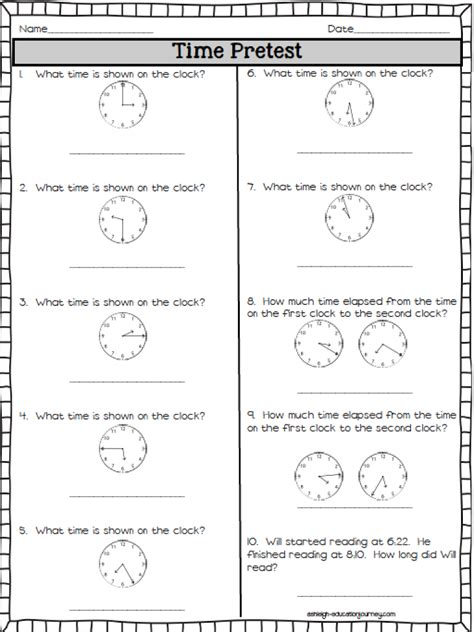 elapsed time thirdgradetroop com 3rd grade math