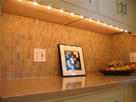 Customer Lighting Project: Xenon Low Voltage Light Strip