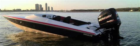 Bullet Boats Racing by Bullet Boats High Performance Sports Boats