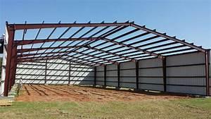 metal buildings wheeler metals With bolt up metal building kits