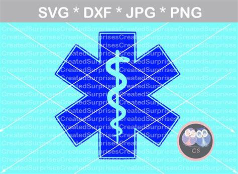 This article contains 17 software and 4 popular web browsers which can let. EMS, Star of Life, Medical, digital download, SVG, DXF ...