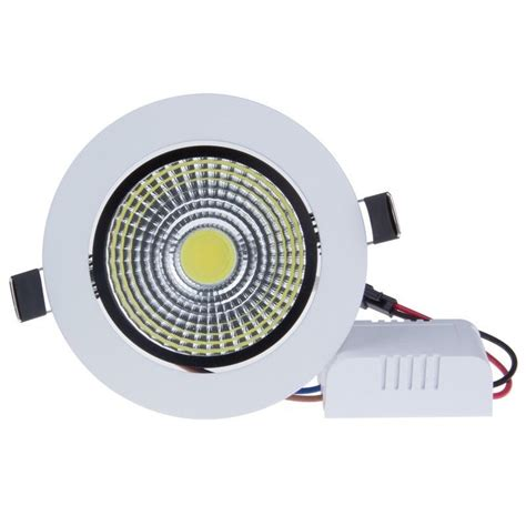 led integrated downlight