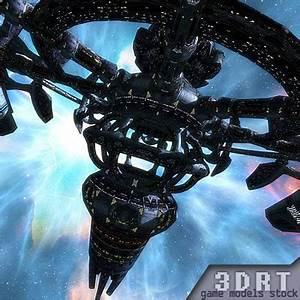 Sci-Fi Military Space Stations (page 2) - Pics about space