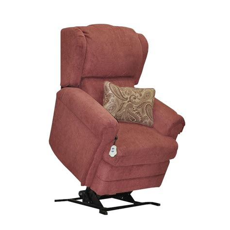 med lift 5400 wall a way recline lift chair with paisley