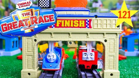 New The Biggest! Thomas And Friends The Great Race #121
