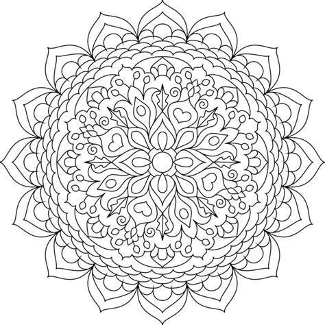 mandala to color 1000 ideas about pattern coloring pages on