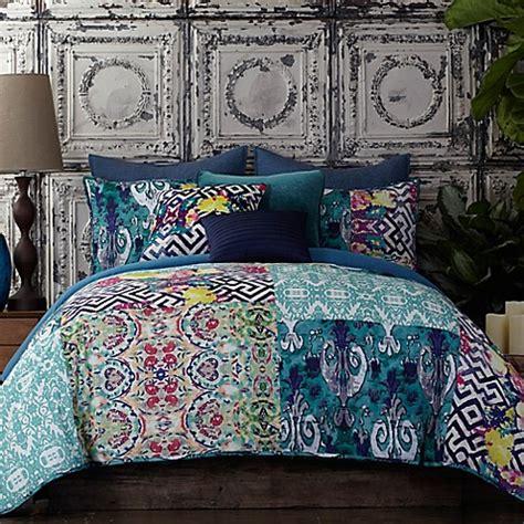 tracy porter bedding tracy porter 174 poetic wanderlust 174 florabella comforter set in teal bed bath beyond