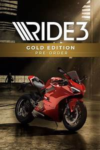 Ride 3 Xbox One : ride 3 gold edition 2018 playstation 4 box cover art ~ Jslefanu.com Haus und Dekorationen