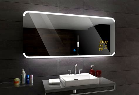 Assen Illuminated Led Bathroom Mirror