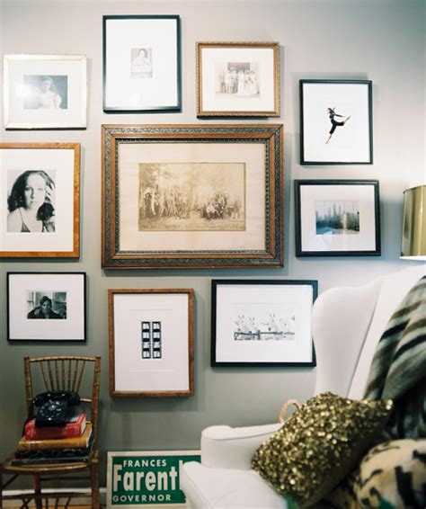 Framed Wall Art For Living Room  Vintage Posters To
