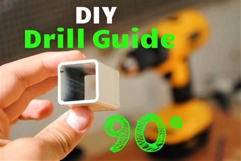 drill straight holes   drill press  steps