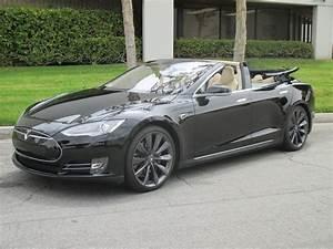 Tesla Modèle S : tesla model s convertible ~ Melissatoandfro.com Idées de Décoration