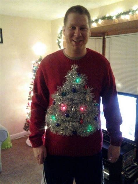 diy ugly christmas sweater ideas 17 snappy pixels