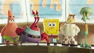 Review U0026quotthe Spongebob Movie Sponge Out Of Wateru0026quot A