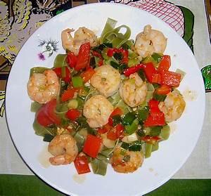 Garnelen Mit Nudeln : nudeln mit chili garnelen rezept mit bild von gilla ~ Orissabook.com Haus und Dekorationen