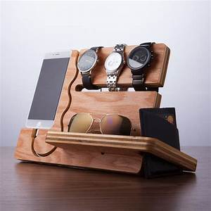 Watch and Eye Dock (iPhone 6 Plus) - Undulating Contours