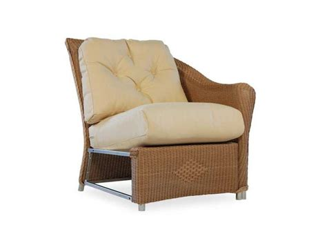 lloyd flanders patio furniture replacement cushions lloyd flanders reflections left arm lounge chair