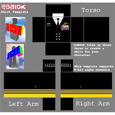 roblox shirt template roblox