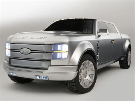 ford super chief review price release date