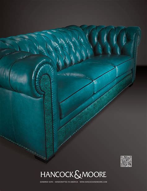 teal blue leather sofa sofa amazing blue leather couch
