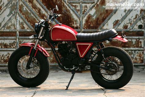 Motor Style by Modifikasi Scorpio Japstyle Tauco Custom Persembahan Untuk