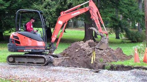 kubota kx  mini excavator price specification weight review