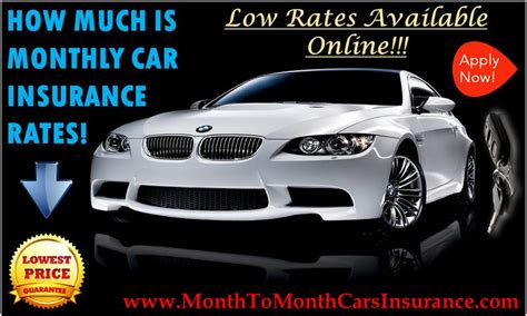 Monthly Car Insurance - 14 best how much is month car insurance images on