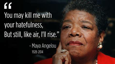 Maya Angelou quotes: Inspiring words to mark anniversary ...