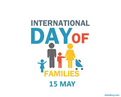 International Day Of Families 15 May