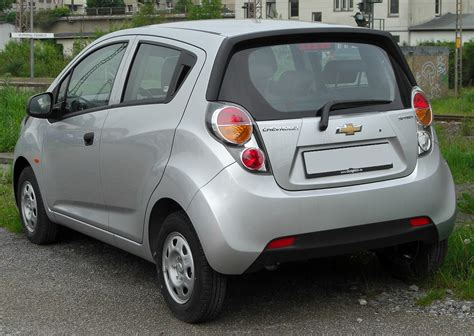 Chevrolet Spark Photo by Chevrolet Spark Pictures Information And Specs Auto
