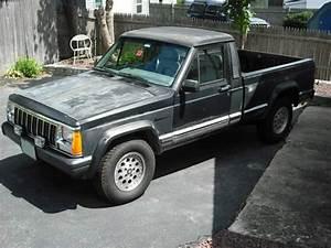 1988 Jeep Mj Comanche Eliminator Pick