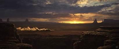 Western Desktop Wallpapers Rango West Sunset Desert