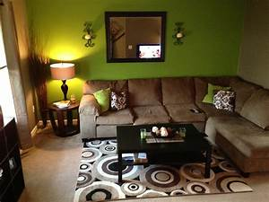 Brown living room decorating ideas peenmedia