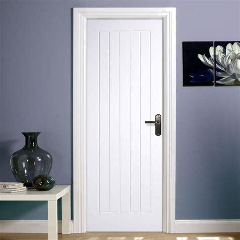 pocket doors mexicano white primed door with vertical lining