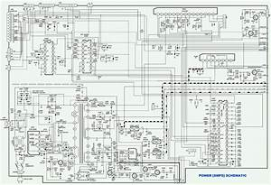 Jvc Crt Tv Circuit Diagram