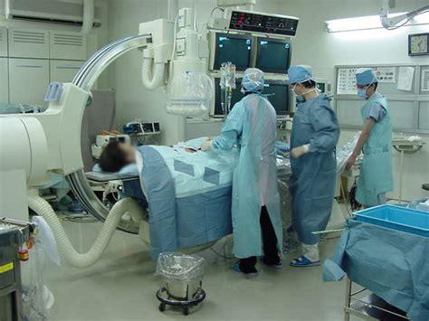 心臓 カテーテル 検査