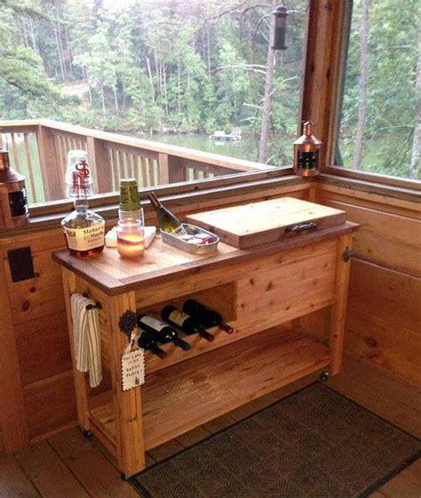 patio bar table cooler rustic cooler barn wood cooler sports cooler outdoor